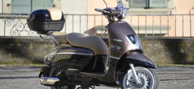 Django 125, l'anti-Vespa de Peugeot :: Tests