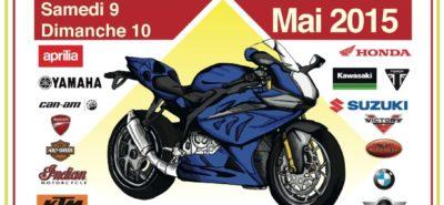 15 marques (surtout) de motos aux journées d'essai Acid Days 2015 :: En bref, Nouveautés 2015