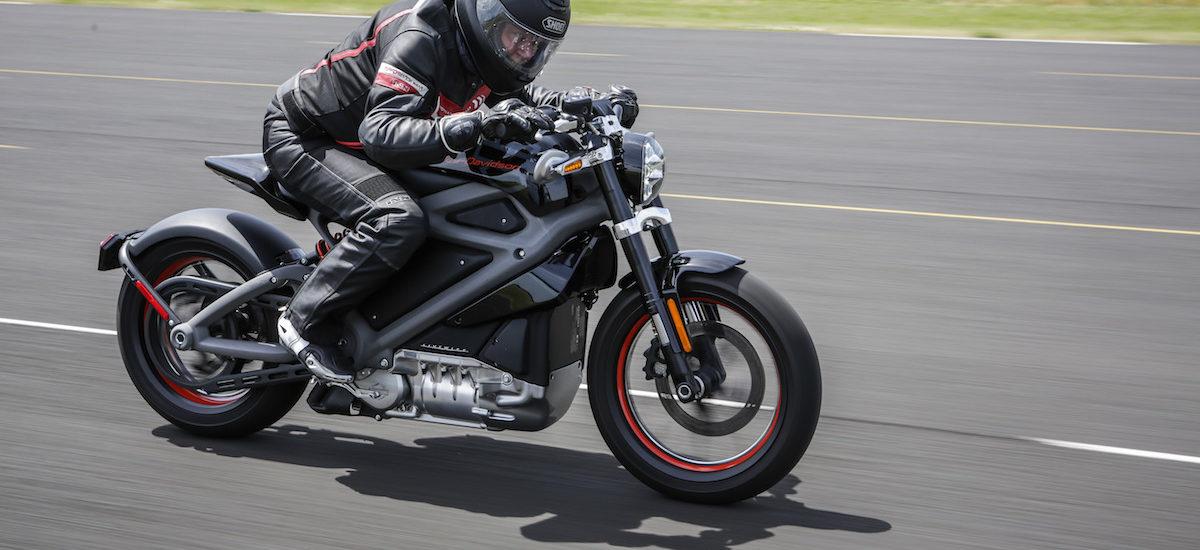 15 minutes sur la première Harley électrique, et trois heures d'explications