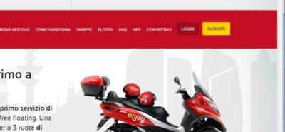 Après Mobility, le partage de scooter MP3 à Milan :: Actu, Scooters