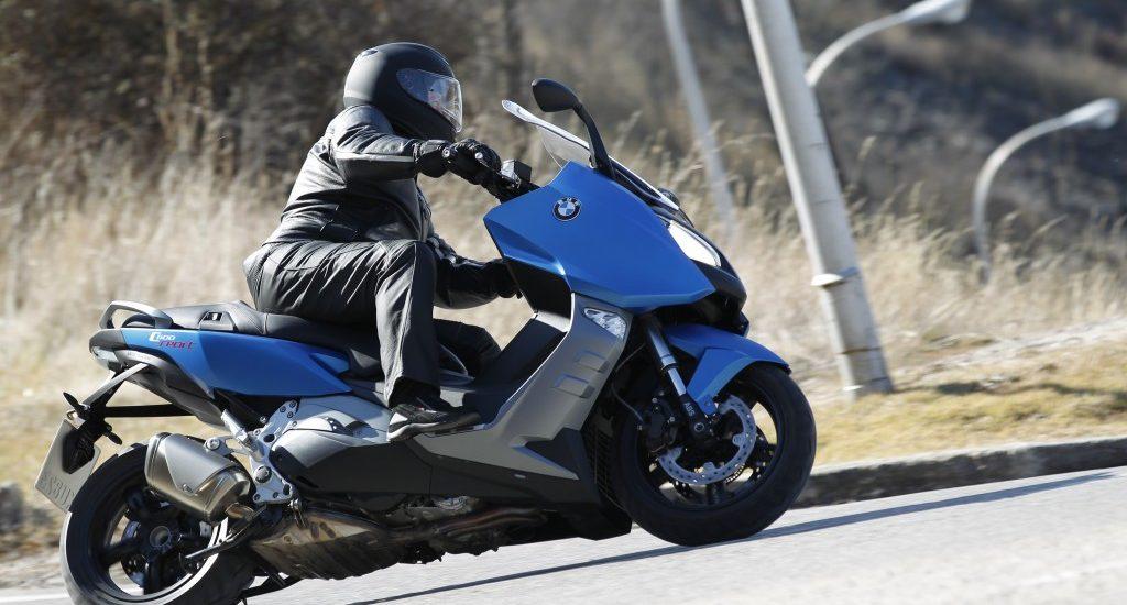 BMW fait aussi des (bons) scooters