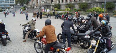 64186 dollars récoltés par les Gentlemen (et ladies) suisses durant le Ride mondial :: Actu, Motos, Scooters