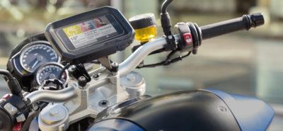 Un porte-Smartphone étanche et tactile signé BMW :: Actu, Equipements