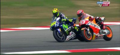 Course MotoGP de Sepang – Rossi a perdu les cale-pieds! Des coqs ou des lions? Pedrosa a gagné :: Sport