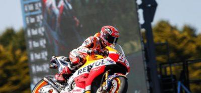 MotoGP à Phillip Island – Marquez partira devant Iannone et Lorenzo ex aequo :: Sport
