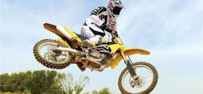 Les Suzuki de cross à tester à Combremont (VD) :: En bref