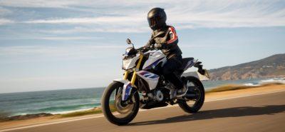 La G 310 R marque l'entrée de BMW dans le segment des moins de 500 cc :: Actu, Motos, Nouveautés 2016