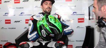 MotoGP – Eugene Laverty blessé à Jerez