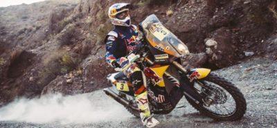 L'Australien Toby Price amène une nouvelle victoire à KTM au Dakar :: Sport
