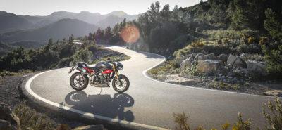 Triumph – Gros coup de modernité pour l'icône Speed Triple :: Triumph