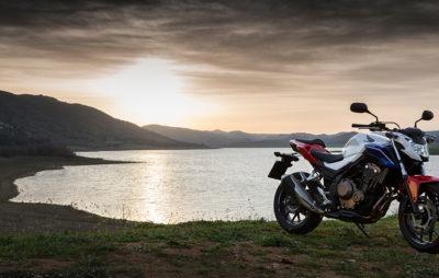 Honda CB 500 F – cherche roadster pour permis A limité. Trouvé! :: Honda