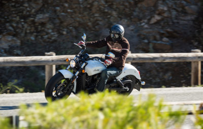 Indian Scout Sixty – le cruiser fort, sexy et facile :: Indian
