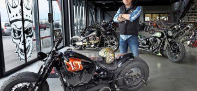 Les motos customisées séduisent de plus en plus de Vaudoises et de Vaudois :: Actu, Motos