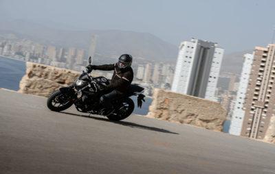 Yamaha MT-03 – «ça c'est du 35 kW»! :: Yamaha