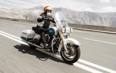 Après le nez de requin the Harley Road Glide Way, le Road King 2016 à l'essai :: Harley-Davidson