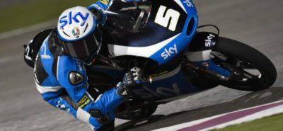 Première pole de l'année pour Fenati (Moto 3) au Qatar :: Sport