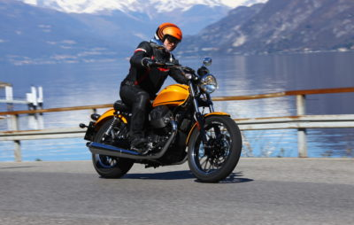 La nouvelle Moto Guzzi V9, diVertissante, en version bobber ou classique :: Test Moto Guzzi