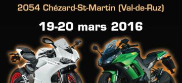 L'expo deux-roues neuchâteloise, c'est ce week-end à Chézard