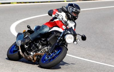 Exit la Gladius, revoici la Suzuki SV 650, facile et fun :: Suzuki