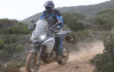 Ducati Multistrada 1200 Enduro, e viva la saleté! :: Test Ducati