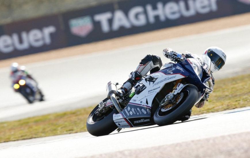 Le team BMW (Penz13.com) en pole au Mans. Les premiers Suisses au 9e rang