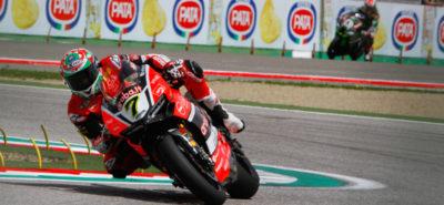 World SBK Course 1 : Davies intouchable sur sa Ducati :: World SBK