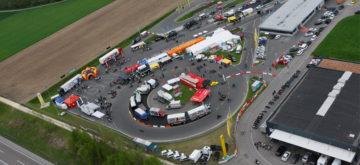 Deux journées d'essai des motos et scooters vendus en Suisse, les 23 et 24 avril à Derendingen