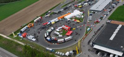 Deux journées d'essai des motos et scooters vendus en Suisse, les 23 et 24 avril à Derendingen :: Nouveauté 2016