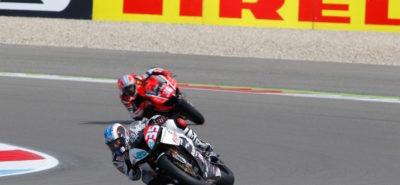 Assen: De Rosa mène sa BMW à la victoire en Superstock 1000, les Suisses pas dans les points :: Sport