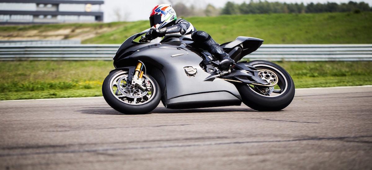 Tamburini T12 Massimo, la dernière moto du maître