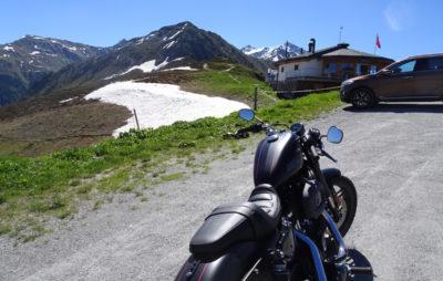 Un Roadster à l'attaque des cols :: Test Harley
