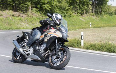 La CB 500 X, pour les permis intermédiaires, mais pas seulement :: Test Honda