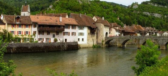 Cité médiévale de Saint-Ursanne