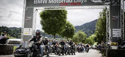 BMW a accueilli 35 000 fans à Garmisch :: Célébration