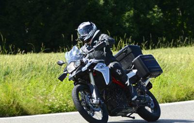 La BMW F800 GS convainc mais peine à enthousiasmer :: Test BMW