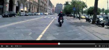 Première vidéo officille du scooter «Adventure» de Honda