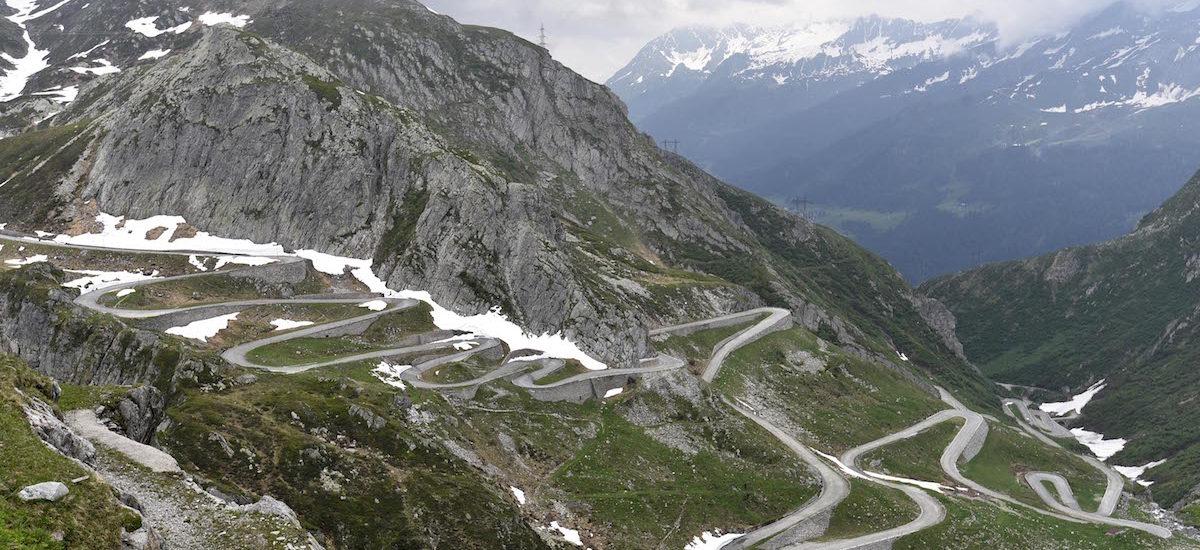Du Haut-Valais au Tessin et à la célèbre Tremola