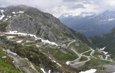 Comment savoir si un col est ouvert :: Routes suisses