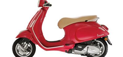 Nouvelle motorisation pour les Vespa Primavera et Sprint :: Nouveauté