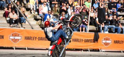 Du spectacle et de la musique au Verbier Bike Fest :: Manifestation