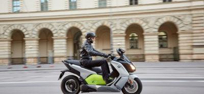 Le maxiscooter BMW C Evolution se refait une autonomie :: Nouveauté