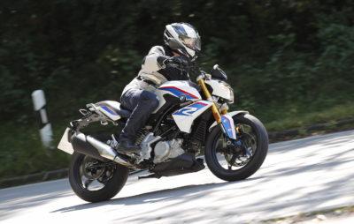 Avec la G 310 R, pas besoin de 200 chevaux :: Test BMW