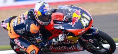 Binder joue à tout vient à point pour qui sait attendre… Gagné! :: Silverstone Moto3