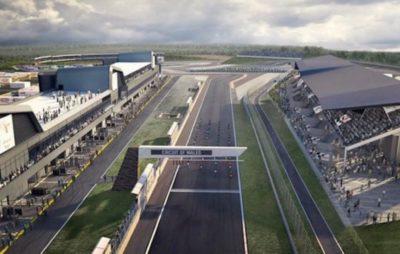 Un tour virtuel sur le futur circuit MotoGp du Pays de Galles :: Projet