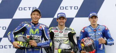 Crutchlow partira en pole at Home :: MotoGP Silverstone