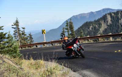 Galop d'essai sur les nouveaux modèles Touring avec Milwaukee-Eight :: Test Harley-Davidson