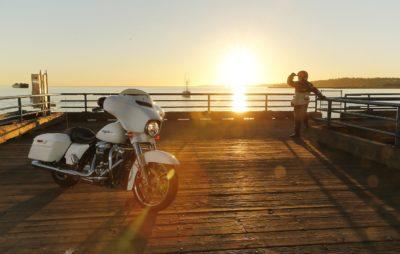 La Street Glide nouvelle se paie une nouvelle jeunesse :: Test harley-Davidson