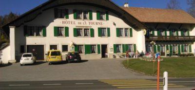 Hôtel de la Tourne