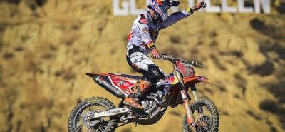 Pas de podium pour Jeremy Seewer à Glen Helen, California :: Sport