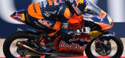 Brad Binder s'est adjugé la pole à Misano :: Moto3